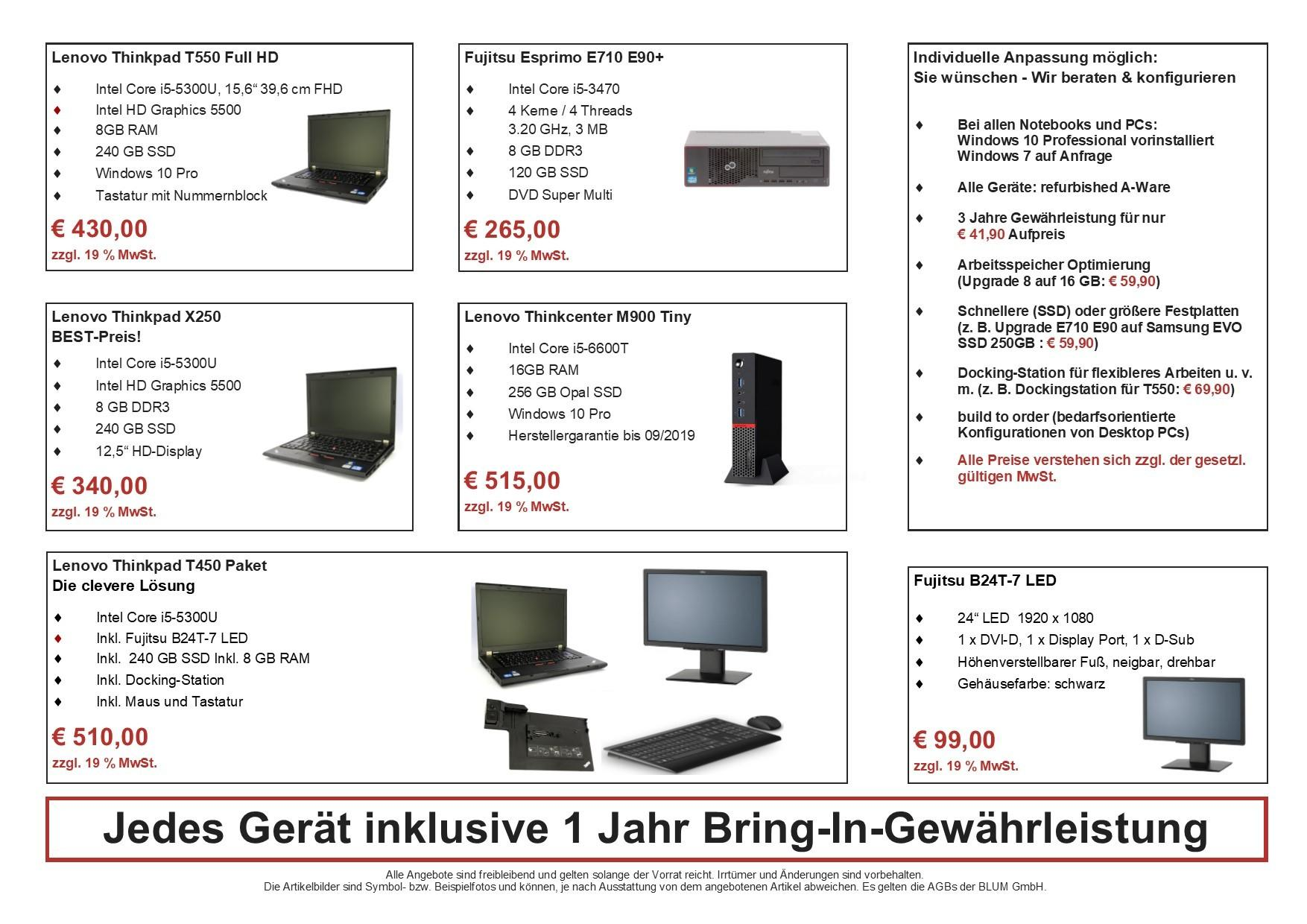 Flyer Hardware netto 02 2019 - Rueckseite