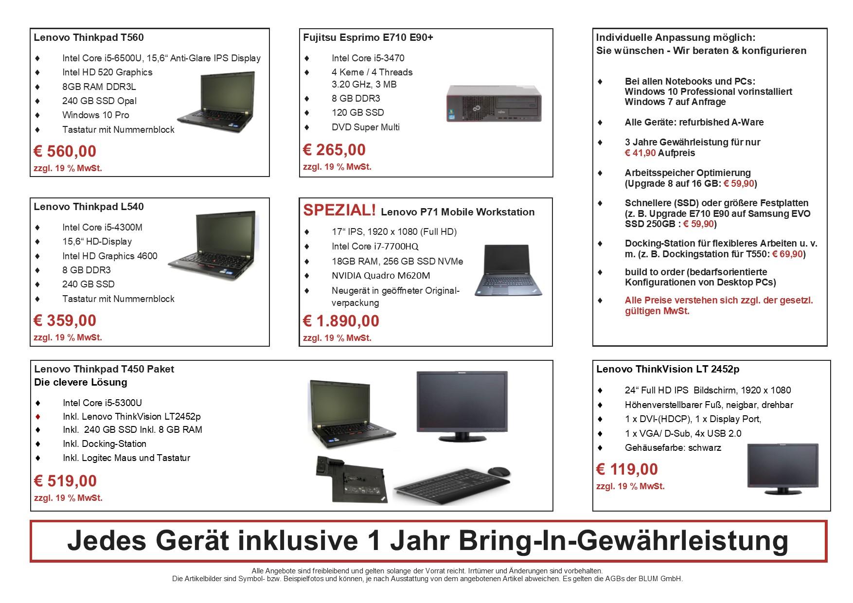 Flyer Hardware netto 08 2019 Rueckseite